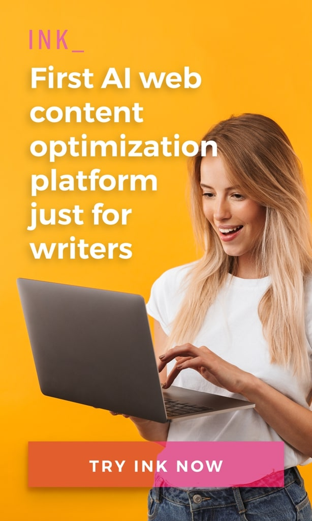 First AI Web Content Optimization Platform Just for Writers